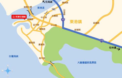 小琉球交通方式