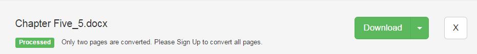 線上PDF轉WORD檔6