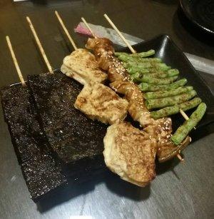 台中夜燒串燒居酒屋 (2)
