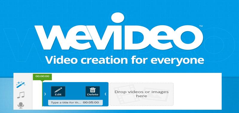 wevideo影片線上剪輯軟體