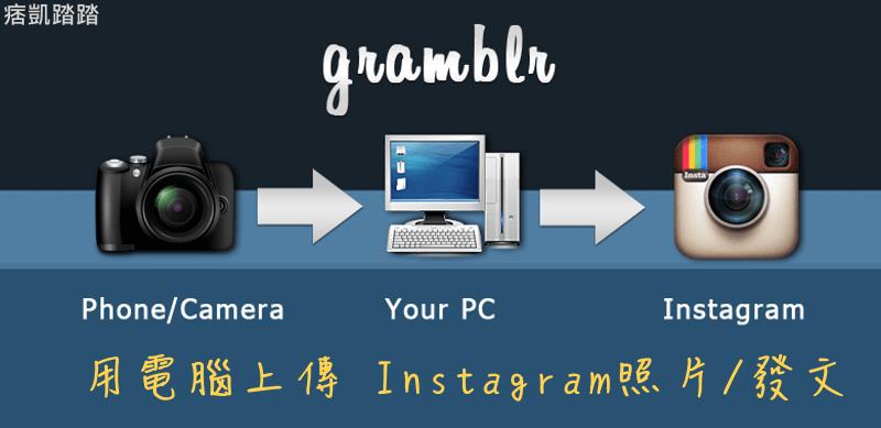 Instagram upload gramblr2