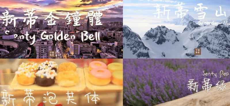 新蒂字体免费中文字体下载1-min