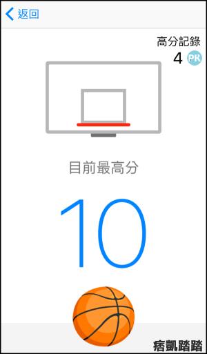 Facebook籃球4
