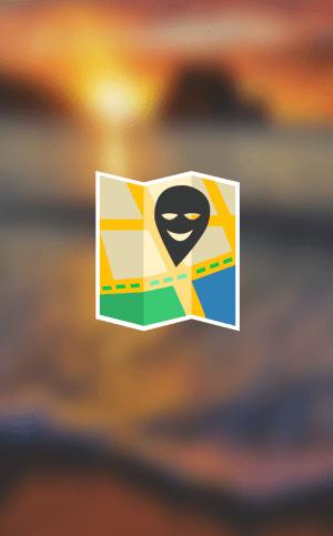 偽裝定位App1