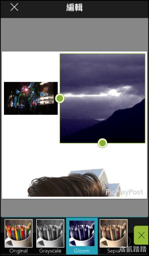 Picplaypost App教學4