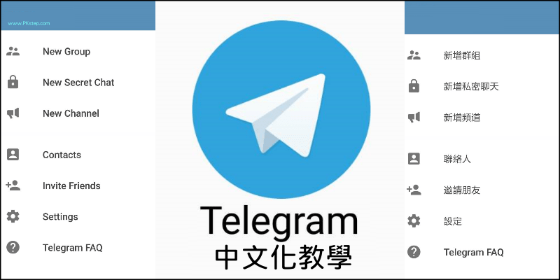 Telegram chinese