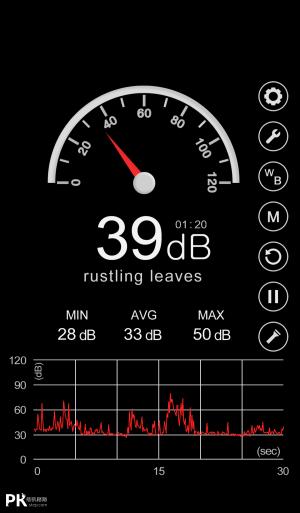 聲級計App1
