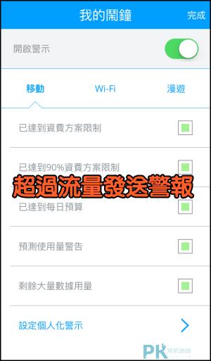 上網流量監控App6