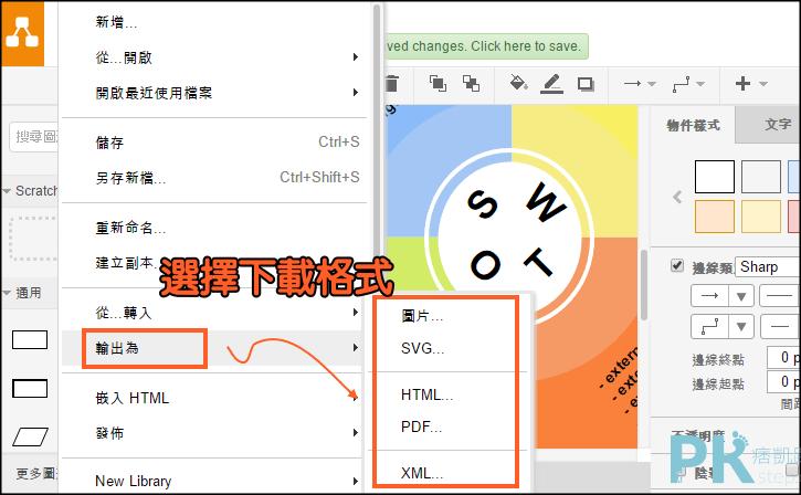 線上流程圖繪製軟體5