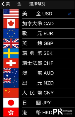 台灣匯率通App5