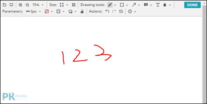 線上截圖軟體5