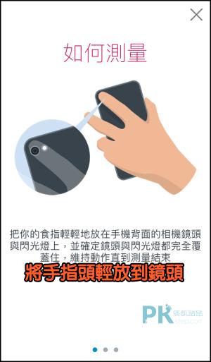 心跳測量器App1