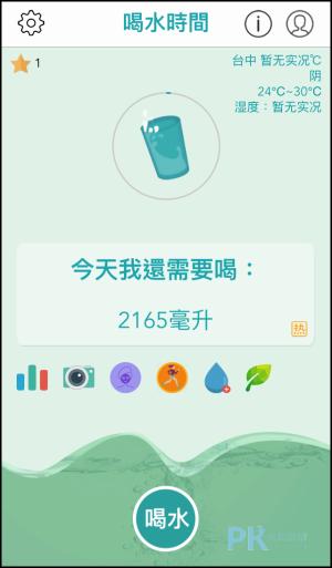 喝水時間App3
