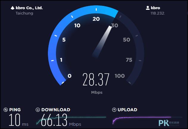 SPEEDTEST網路速度測試5