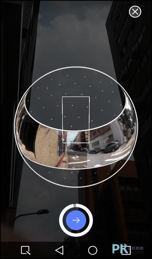 Facebook發表360度照片4