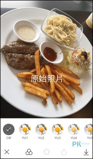 foodie美食拍照App5