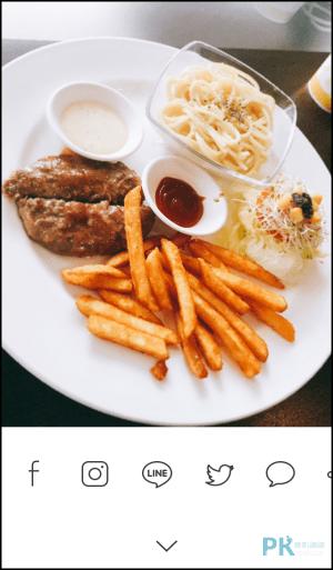 foodie美食拍照App9