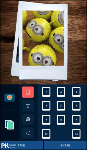 Instants拍立得特效App3