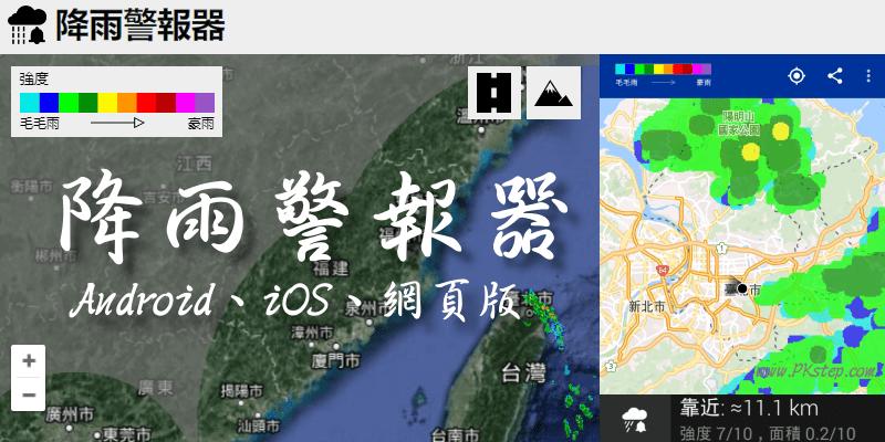 rain-alarm