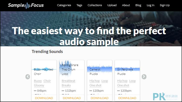 免費音效素材資源4