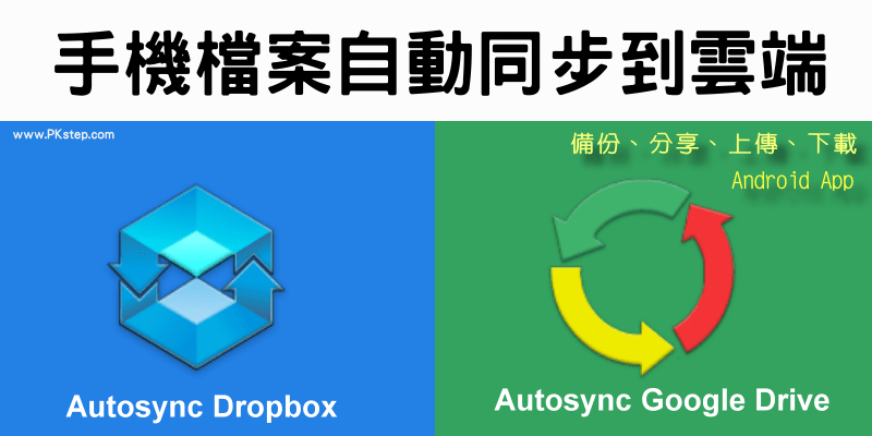how to auto sync evernote and google drive