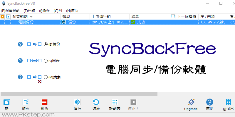 SyncbackFree_tech