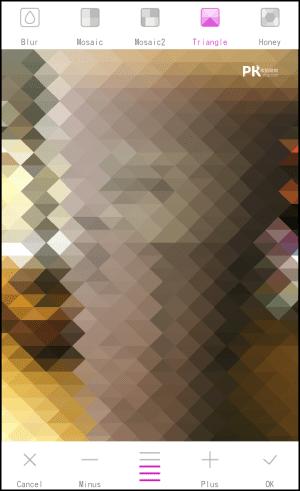 Point-Blur-模糊馬賽克App3
