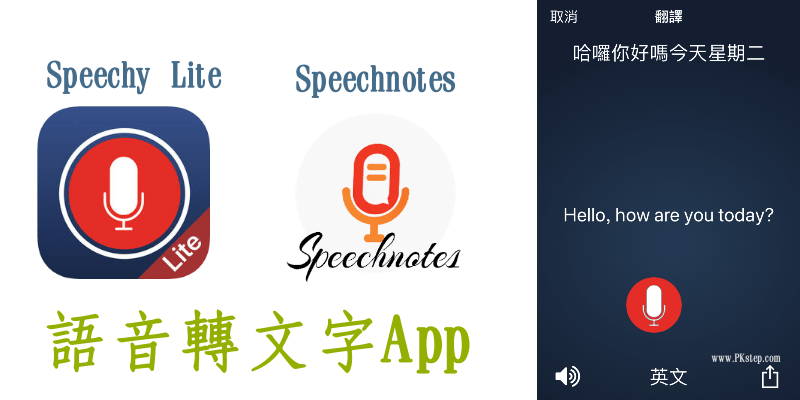 Speechy-Lite_Speechnotes-App