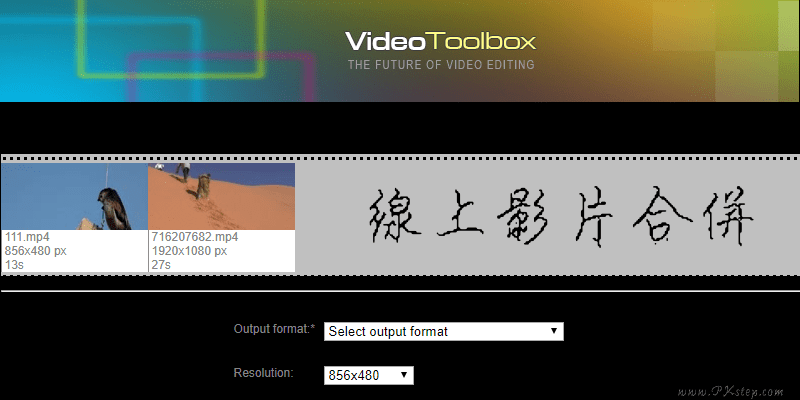 VideoToolBox_video_combion