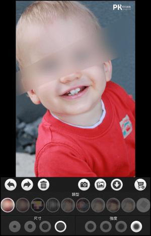 iOS模糊與馬賽克App2