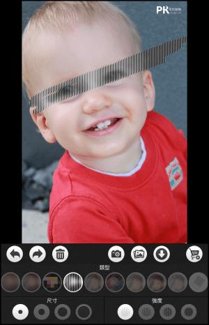 iOS模糊與馬賽克App3