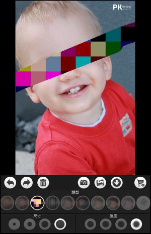 iOS模糊與馬賽克App4