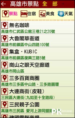 台灣旅遊App推薦2