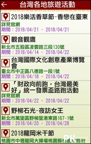 台灣旅遊App推薦7