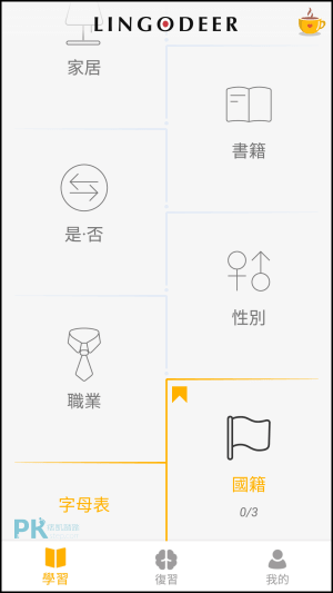 LingoDeer免費離線學外語App2