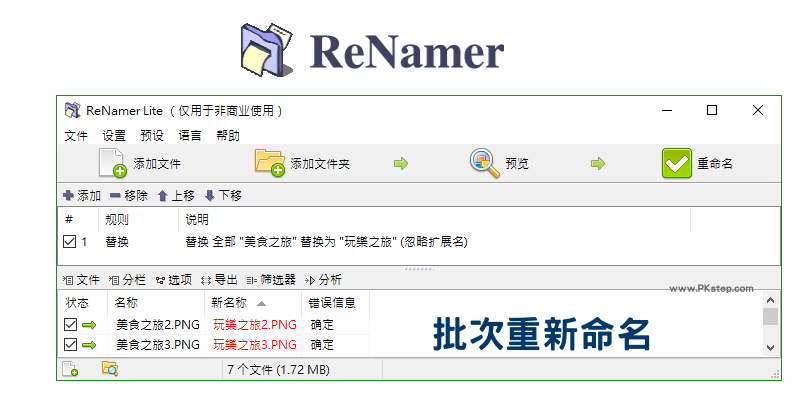 ReNamer_free_download