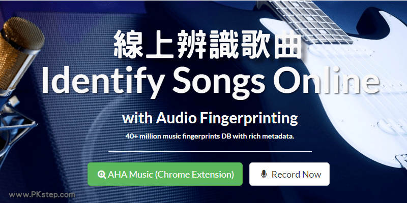Identify-Songs-Online