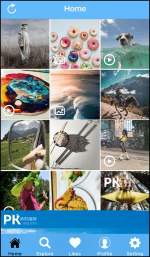 IG-Catch-Video-multiple-Album照片影片下載App3