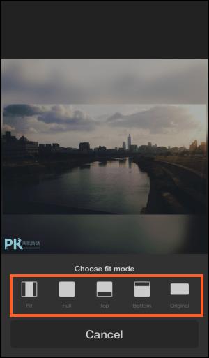 Square-Frame背景模糊App3