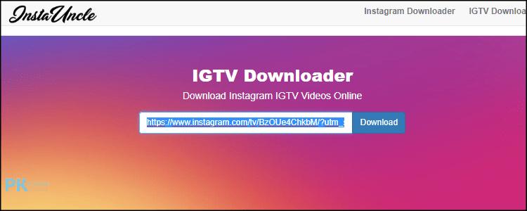 IGTV影片下載教學