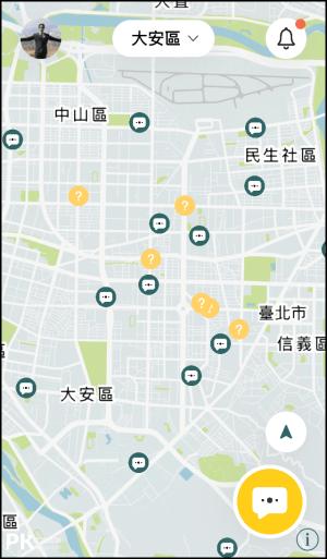 Mspot地圖交友App3