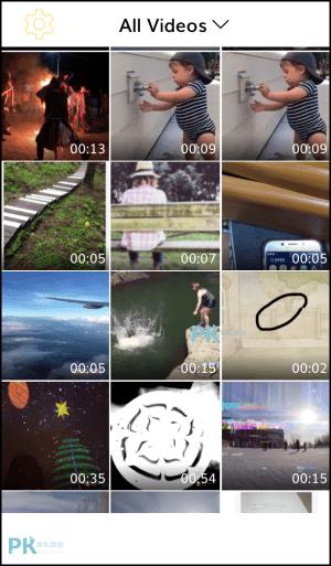 iOS影片音量調整App2