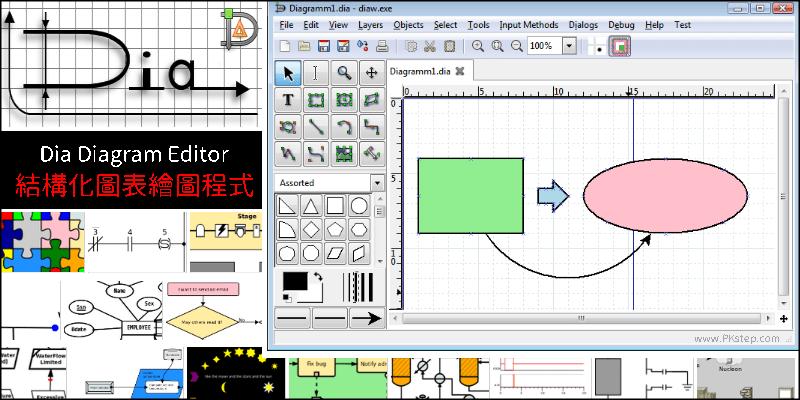 Dia-Diagram-Editor-FREE_