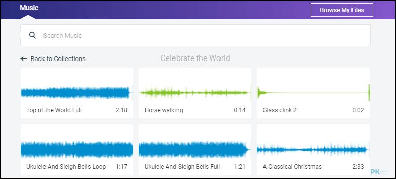 FlexClip免費線上製作影片工具3