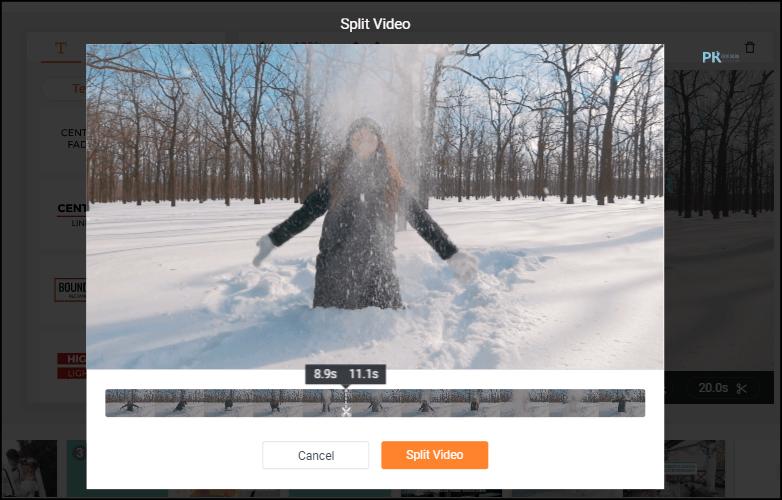 FlexClip免費線上製作影片工具4