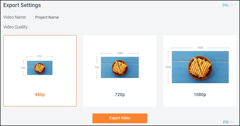 FlexClip免費線上製作影片工具6