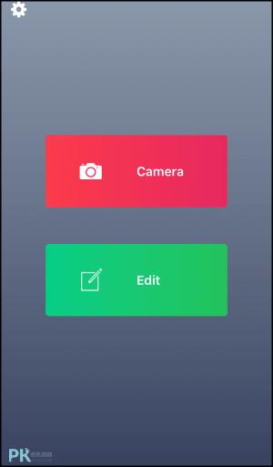 Emoji相機App1