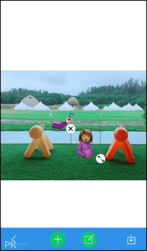 Emoji相機App6