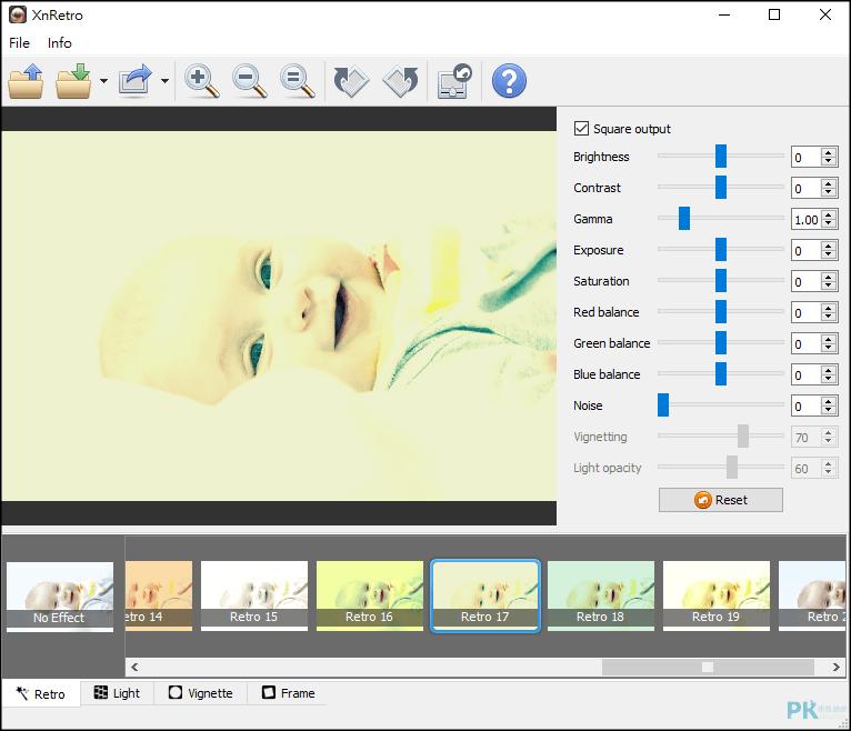 XnRetro照片加濾鏡_免費電腦軟體2