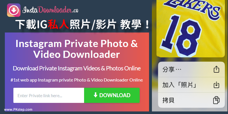 IG-Private-downloader